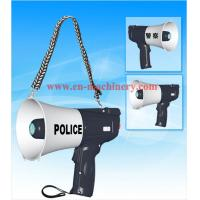 Buy cheap Megaphone CE Certified 45W High Power Car Megaphone with VHF Wireless Microphone from wholesalers