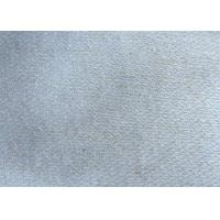 Home Textile White Weave Plain Polyester Fabric Eco Firendly