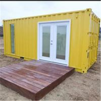 Buy cheap Luxury prefab exterior home container luxury container home from wholesalers