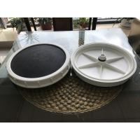 Buy cheap Wastewater  Membrane Disc Diffuser Aerator , Disc Micro Bubble Diffuser Municipal Sewage Treatment from wholesalers