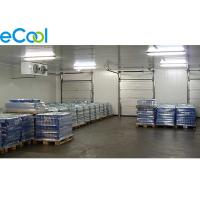 Wholesale Custom Frozen Food Storage Warehouses , PU Panel Cold Storage For Tuna Processing from china suppliers