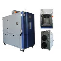 Buy cheap Rapid Temperature  Change Cycling Test Chamber With LED Touch Screen Controller from wholesalers