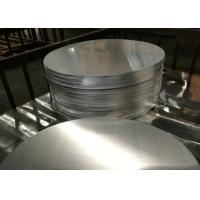 Buy cheap Diameter 100 - 1400mm Anodized Aluminum Discs Round Shape For Kitchen Cookware from wholesalers
