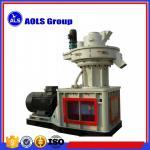 Buy cheap biomass Wood sawdust pellet machine pelletizer Sawdust granulation machine wood pellet maker from wholesalers