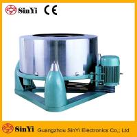 Buy cheap TS Industrial washing equipment commercial hotel Laundry Hydro Extractor from wholesalers