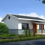 Buy cheap Prefab Light Gauge Steel House / Light Steel Villa House 12mm OSB Board from wholesalers