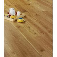 Buy cheap 1-strip engineered oak flooring Rustic Grade, UV Lacquered or Oiled from wholesalers