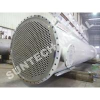 Wholesale Chemical Processing Equipment  Zirconium 702 Shell And Tube Heat Exchanger  for Acetic Acid from china suppliers