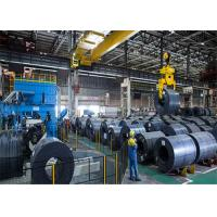 Buy cheap Thin Thickness Hot Rolled Coil / Non Skin Pass Galvanised Steel Coils from wholesalers