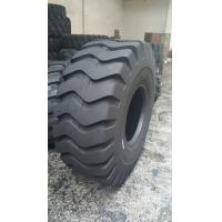 Buy cheap Road roller tyre 23.5-25 , OTR tire 23.5-25 ,nylon tire 23.5-25, E-3/L-3 Loader tyre23.5-25 from wholesalers