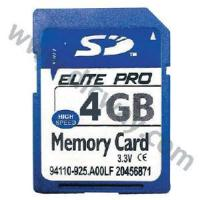 Buy cheap Compact Flash Card (4GB) from wholesalers