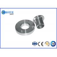 Buy cheap ASTM A182 12X18H10T A Lap Joint Flange Stub End Forged Stainless Steel Flange 2' 1200# from wholesalers