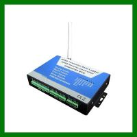 Buy cheap GSM GPRS Factory Environmental Monitoring  solution S240 with 10 Analog inputs, 6 Digital inputs and 4 Relay outputs. from wholesalers