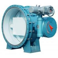 Buy cheap DN800 150PSI PN10 Disc Butterfly Check Valve Fusion Bonded Epoxy Ductile Iron from wholesalers