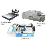 Buy cheap SMT Production Line Chip Mounter Machine T960 Reflow Oven Approved CE from wholesalers