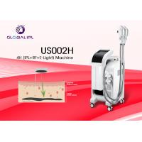 Buy cheap 4 In 1 Multi Function E Light IPL RF Wrinkle Removal Yag Tattoo Removal Machine from wholesalers
