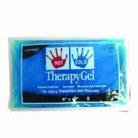 Wholesale Reusable Hot/Cold Ice Pack with Full Color Imprinting from china suppliers