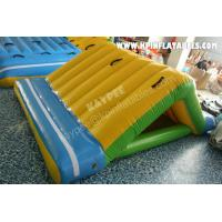 Buy cheap Inflatable Water Slide,inflatable Aqua Park from wholesalers