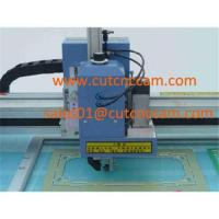 Buy cheap Computerized mat cutter photo frame pattern cutting machine from wholesalers