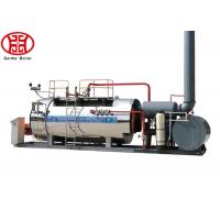 Buy cheap Free installation Skid-mounted WNS Series Horizontal Gas Oil Steam Boiler Price for Rice mill,sugar mill from wholesalers