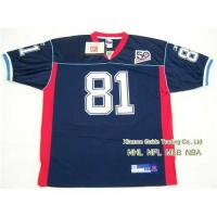 Buy cheap New NFL Buffalo Bills #81 Terrell Owens Blue Jersey from wholesalers