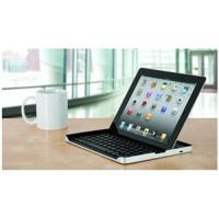 Buy cheap Mobile Aluminum Bluetooth Keyboard Case for iPad3 from wholesalers