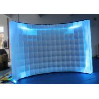 Wholesale Colorful Igloo Photo Booth , Inflatable Selfie Booth For Event Adverting from china suppliers