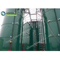 Buy cheap 50000Gallon Glass Fused To Steel Wastewater Storage Tanks For Municipal from wholesalers