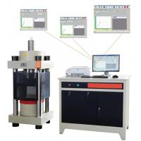 Buy cheap YAW-2000 PC-controlled Compression Testing Machine from wholesalers