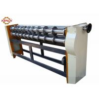 Wholesale Manual Feeding Six Bar Slitter Scorer Machine For Corrugated Carton Box from china suppliers