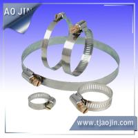Buy cheap American type hose clamp from wholesalers