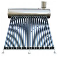 Buy cheap Integrated low pressure solar evacuated tube water heater from wholesalers