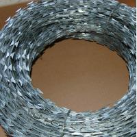 Buy cheap Factory price razor wire fence/ razor barbed wire/ concertina razor wire from wholesalers