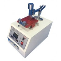 Buy cheap 15mmx15mm 40r/Min Rubbing Leather Color Fastness Tester from wholesalers