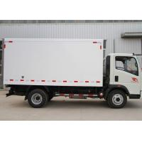 Buy cheap XPS Insulated Refrigerated Box For Pickup Truck , Fridge Van Body High Strength from wholesalers