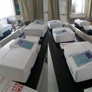 Spectrophotomètre de la chimie UV-6000 (PC) UV/VIS de laboratoire de la Chine