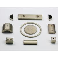 Buy cheap Permanent Sintered Smco Magnet , Small Strong Magnets High Assembling Precision from wholesalers