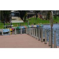 Buy cheap Waterproof WPC Decking Flooring Recyclable For Pool And Seaside from wholesalers