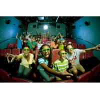 Buy cheap Luxury Commercial 4D Theater,4D Immersive Movie Cinema With 7.1 Sound  Special Effect  3dof Electric Platform 4D Theater from wholesalers