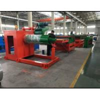 Buy cheap 3.0mm Steel Silo Roll Forming Machine / Corrugated Sheet Making Machine from wholesalers