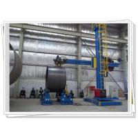 Buy cheap Wind Tower Production Line Column Boom And Rotator Auto Weld Station from wholesalers
