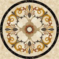 Buy cheap Turkish   White Aran Cream Beige  Marble Flooringonxy  Tile High qualitymarble from China waterjet marble from wholesalers