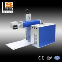 Wholesale Metal / Steel / Gold / Silver / Logo Keyboard Pcb Fiber Laser Marking Machine from china suppliers