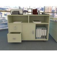 Buy cheap Eco Friendly Modern Office Furniture Cabinet / Office Side Cabinet For Documents from wholesalers