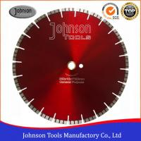 Buy cheap 4''- 24'' Different Colors General Purpose Saw Blades With Turbo Segment from wholesalers