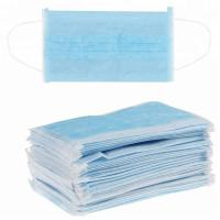 Buy cheap Non Woven Fabric Disposable Face Mask Windproof High Filter Efficiency from wholesalers