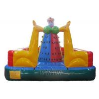 Buy cheap Three Layers PVC Inflatable Climbing Mountain For Pre - School / Kindergarten from wholesalers