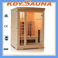Buy cheap 1 person hot sale massage infrared sauna room from wholesalers