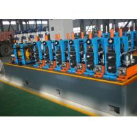 Buy cheap MS GI Iron Tube making machine price Carbon steel tube mill Machine to make metal square Tube from wholesalers