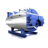 Wholesale High Efficiency Natural Gas Fired Boiler PLC Control Fire Tube Boiler from china suppliers